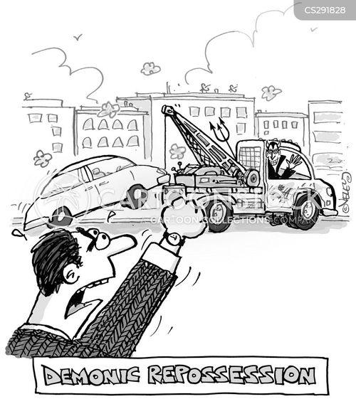 Law For Car Repossession