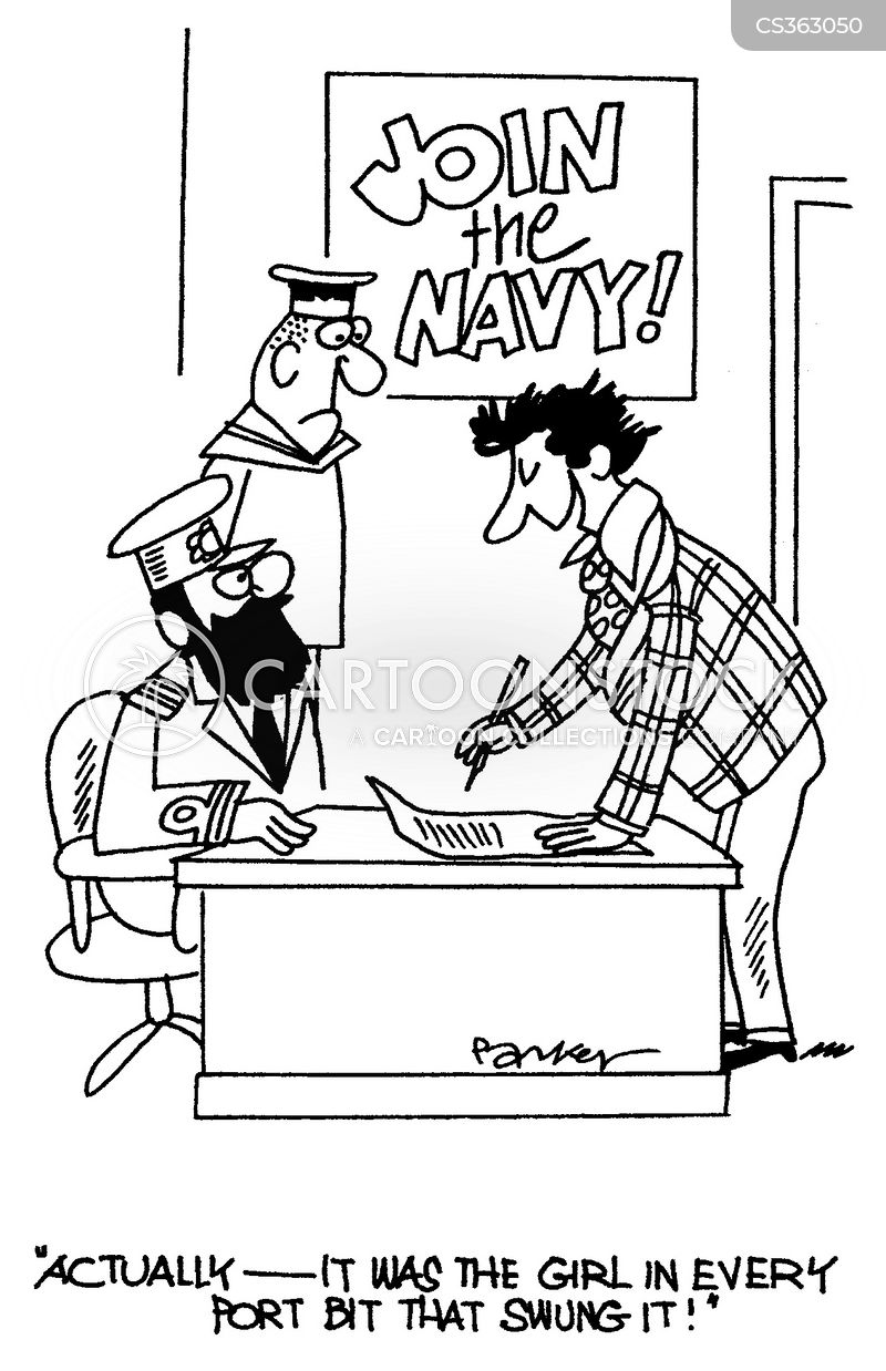 navy recruitment cartoons and comics funny pictures from