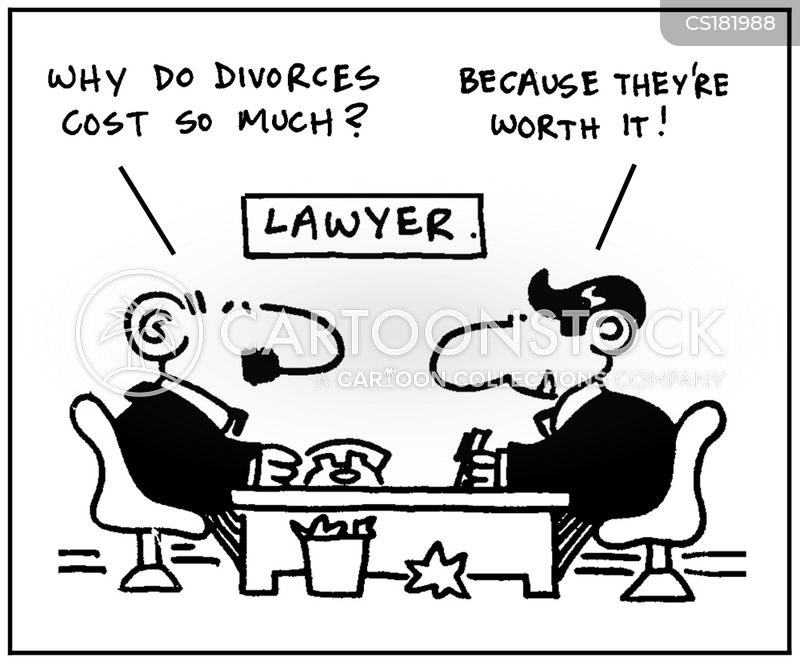Divorce Lawyers Cartoons and Comics - funny pictures from ...