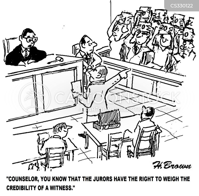 Courtroom Drama Cartoons And Comics Funny Pictures From