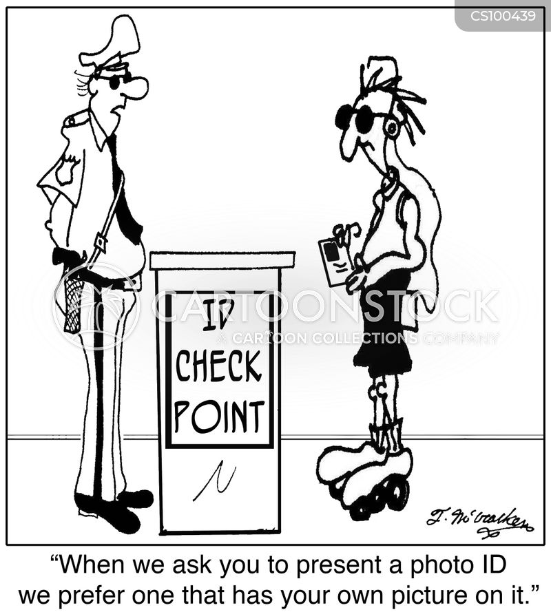 how to take a fake id picture