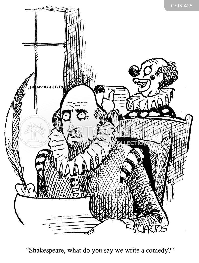 shakespeare play cartoons and comics   funny pictures from
