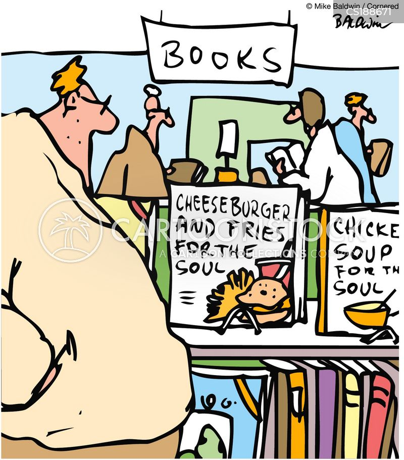 Chicken Soup For The Soul Cartoons and Comics - funny ...