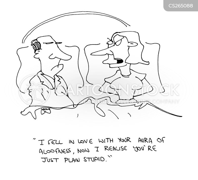 Aloofness Cartoons and Comics - funny pictures from ...