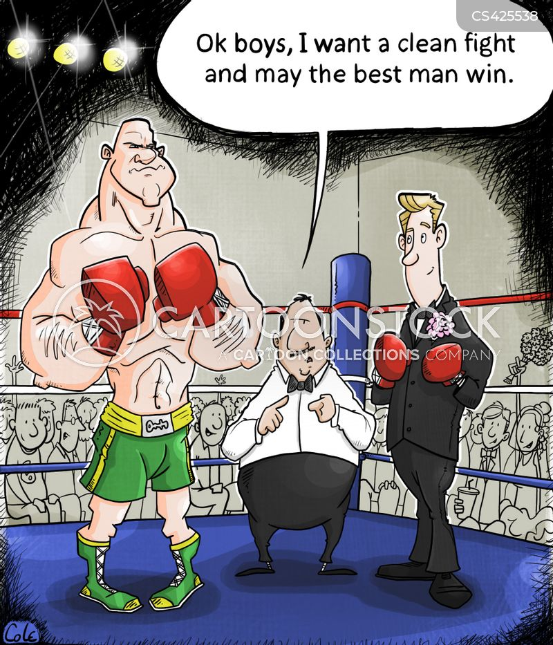 how to win boxing match