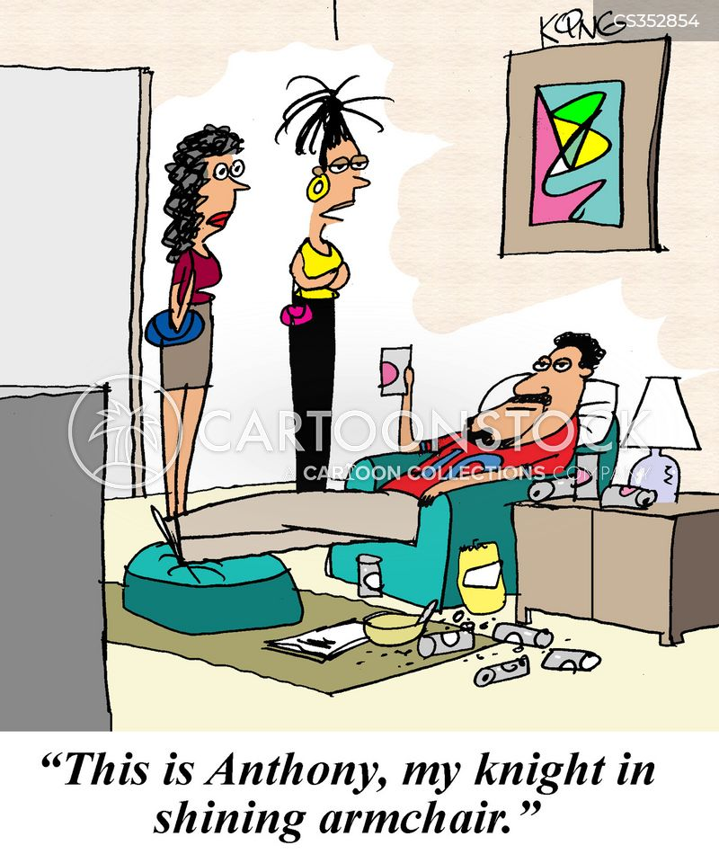 Knight In Shining Armour Cartoons And Comics Funny