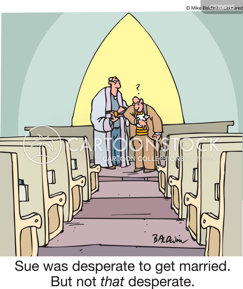 Wedding Left At The Altar: Left At The Altar Cartoons And Comics