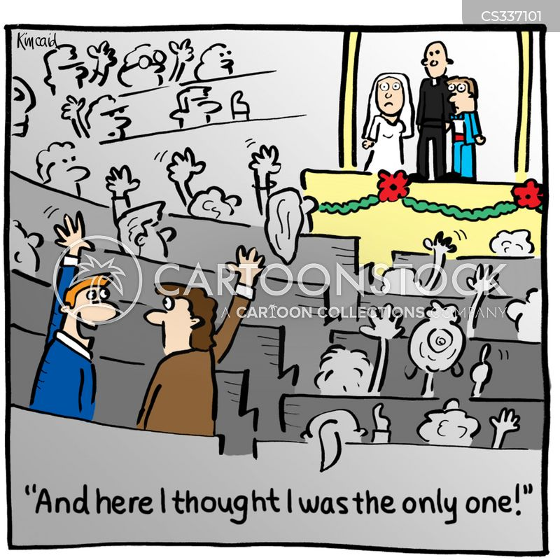 Objections Cartoons and Comics - funny pictures from ...