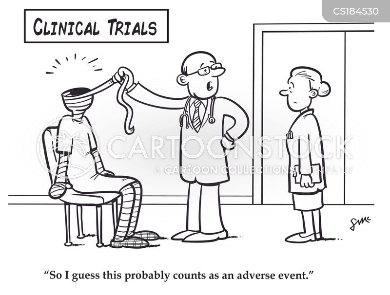 Clinical Trial Cartoons and Comics - funny pictures from