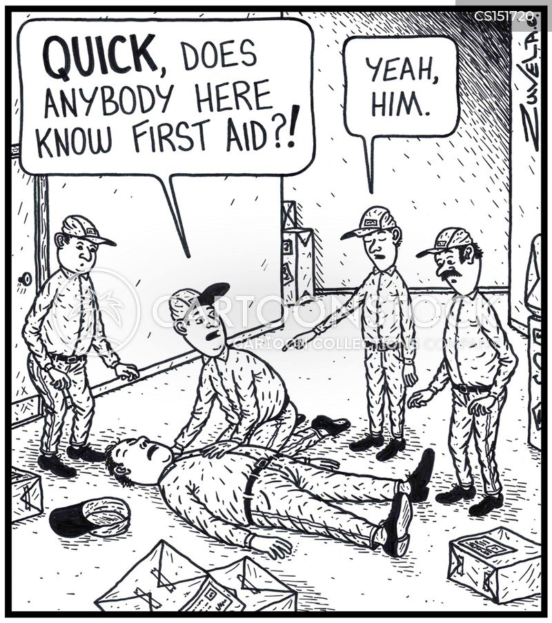 Cpr Cartoons And Comics Funny Pictures From Cartoonstock