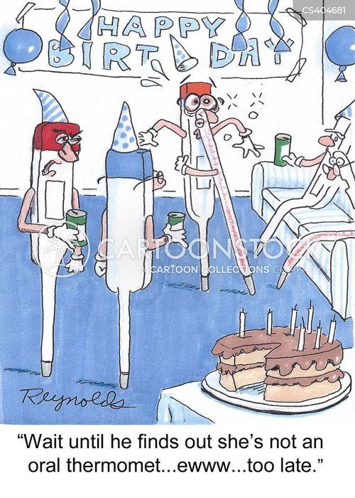 Rectum cartoon