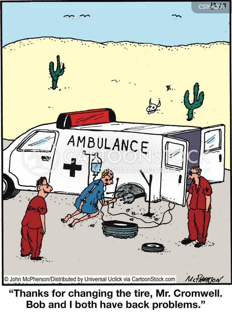 Paramedics Cartoons and Comics - funny pictures from ...