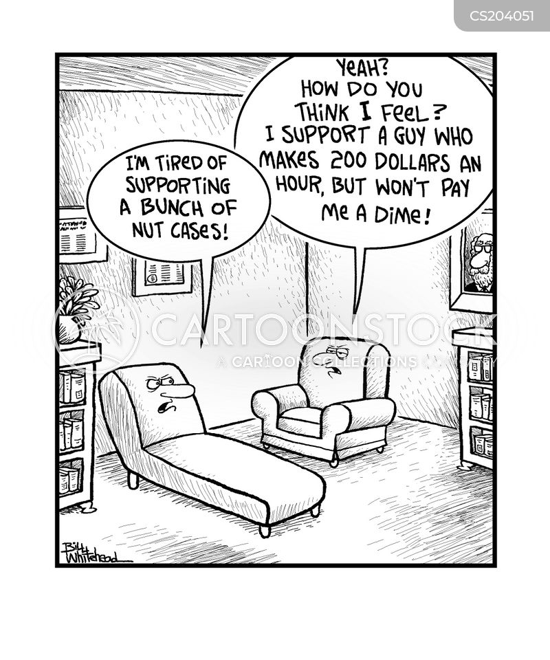 Therapy Session Cartoons and Comics - funny pictures from ...