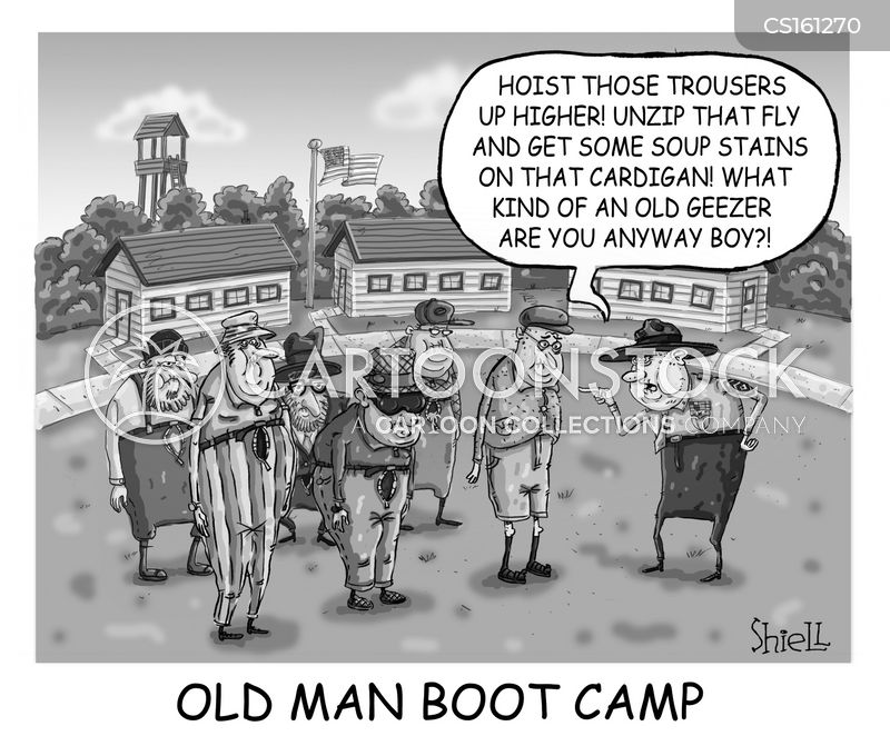 Marine Corps Cartoons and Comics - funny pictures from ...
