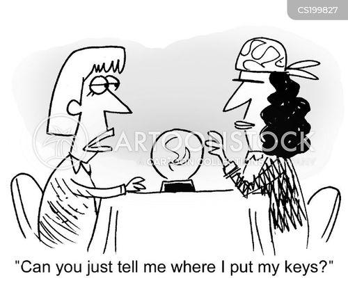 Can T Find Car Keys