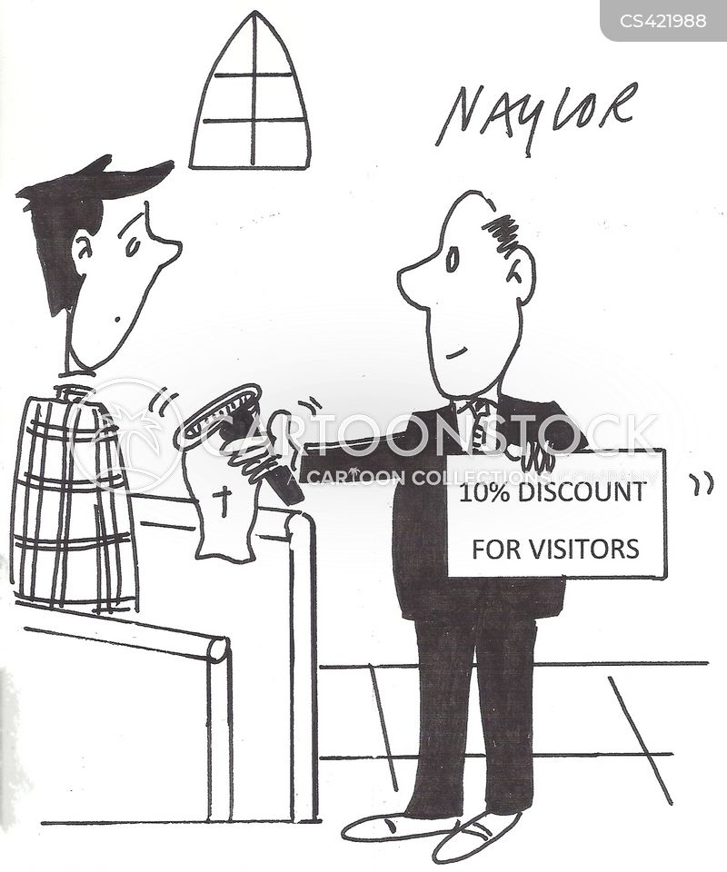 Offering Plate Cartoons and Comics - funny pictures from ...