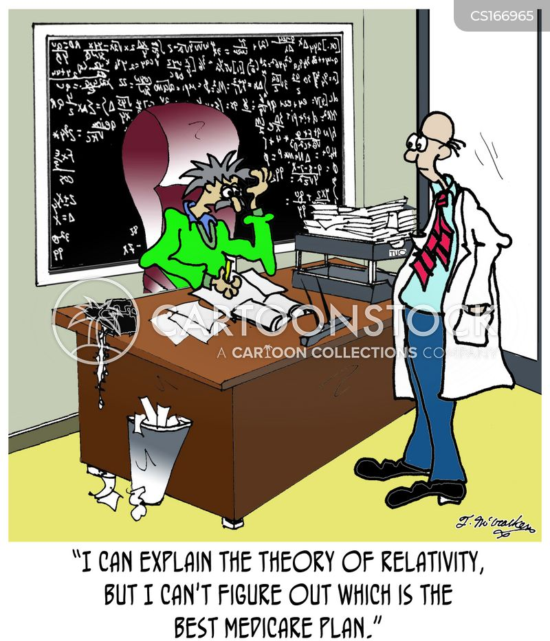 Theory Of Relativity Cartoons and Comics - funny pictures ...