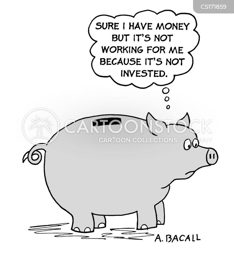 Piggy Banks Cartoons And Comics Funny Pictures From