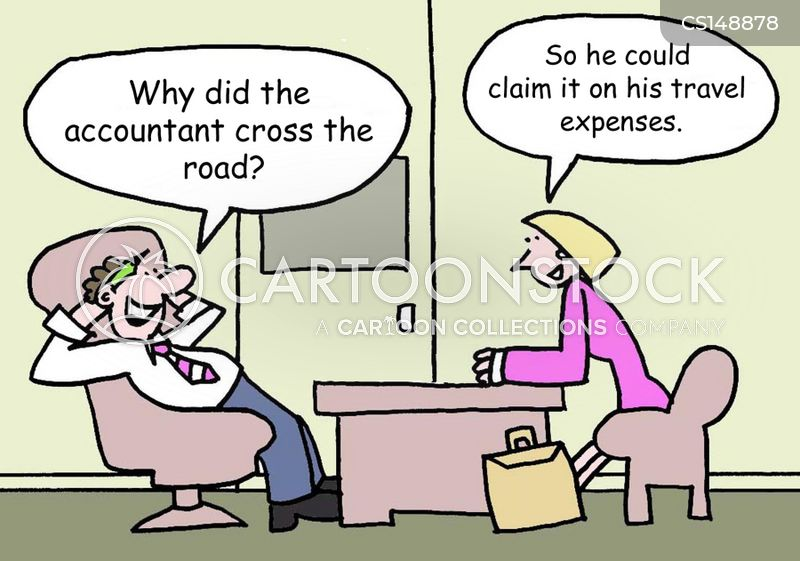 travel expenses cartoons and comics   funny pictures from cartoonstock