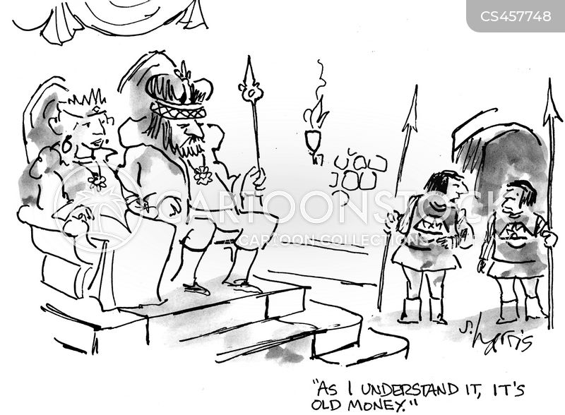 Throne Room Cartoons and Comics - funny pictures from ...