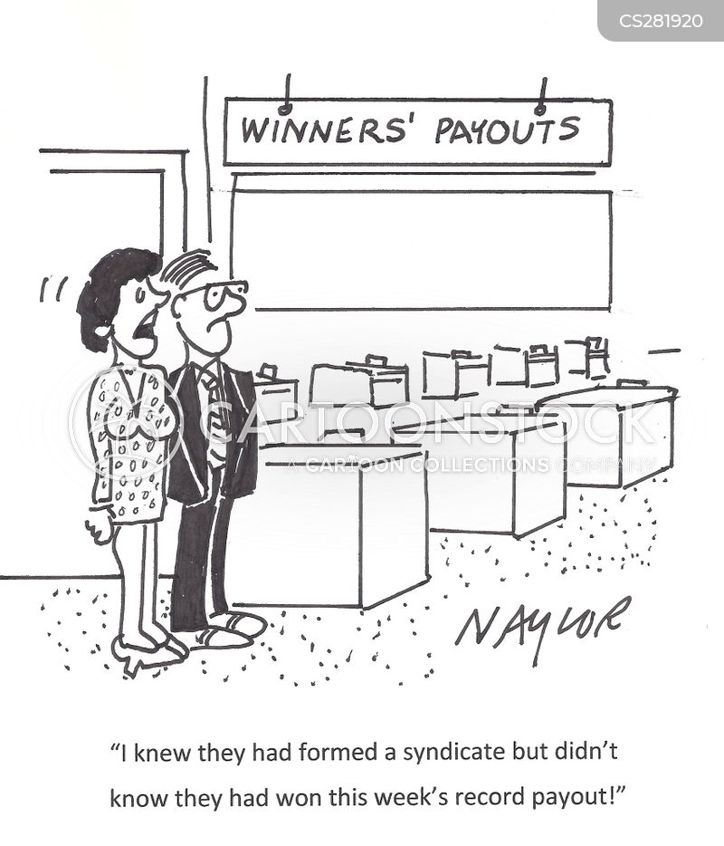euromillions syndicate agreement template - lottery syndicate cartoons and comics funny pictures