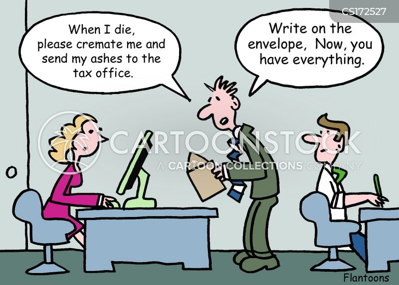 in e tax cartoons and comics   funny pictures from cartoonstock