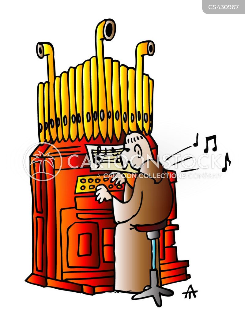 organ player cartoons and comics funny pictures from piano clip art free download piano clipart