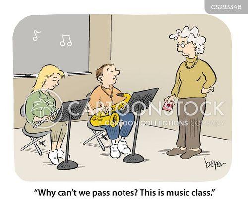 how to teach a choir to read music