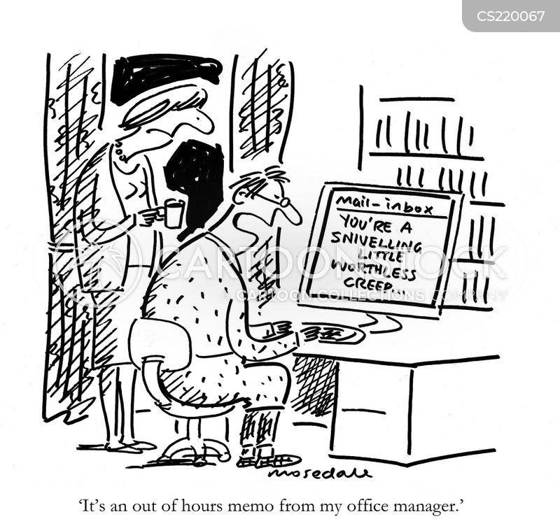 Office Managers Cartoons and Comics - funny pictures from ...