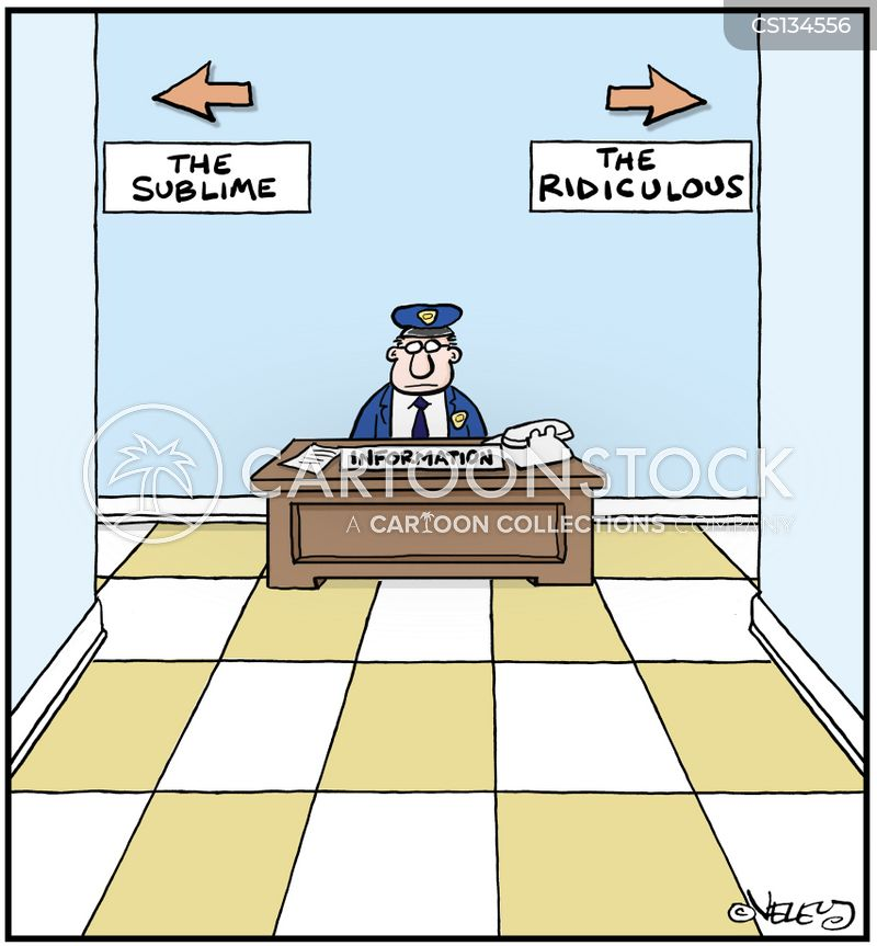 Direction Sign Cartoons And Comics Funny Pictures From