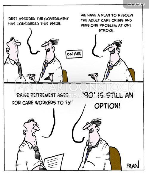 Government Plan Cartoons And Comics