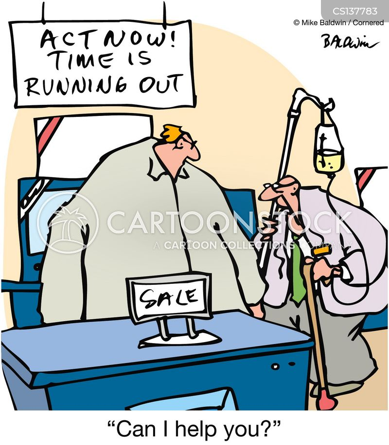 Time Is Running Out Cartoons and Comics - funny pictures from CartoonStock