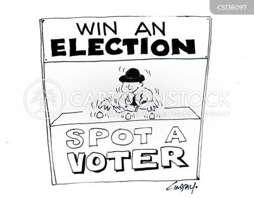 political campaign influence+media essay
