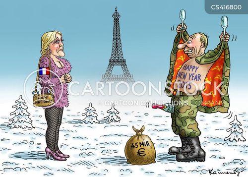 Marine Le Pen cartoons, Marine Le Pen cartoon, funny, Marine Le Pen ...