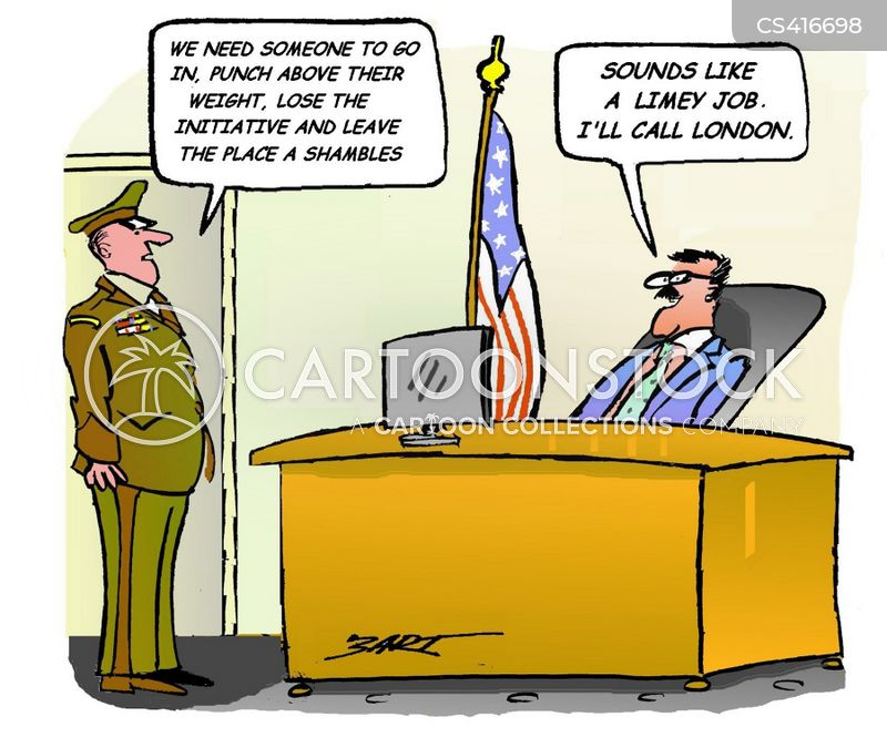uk and us military relationship