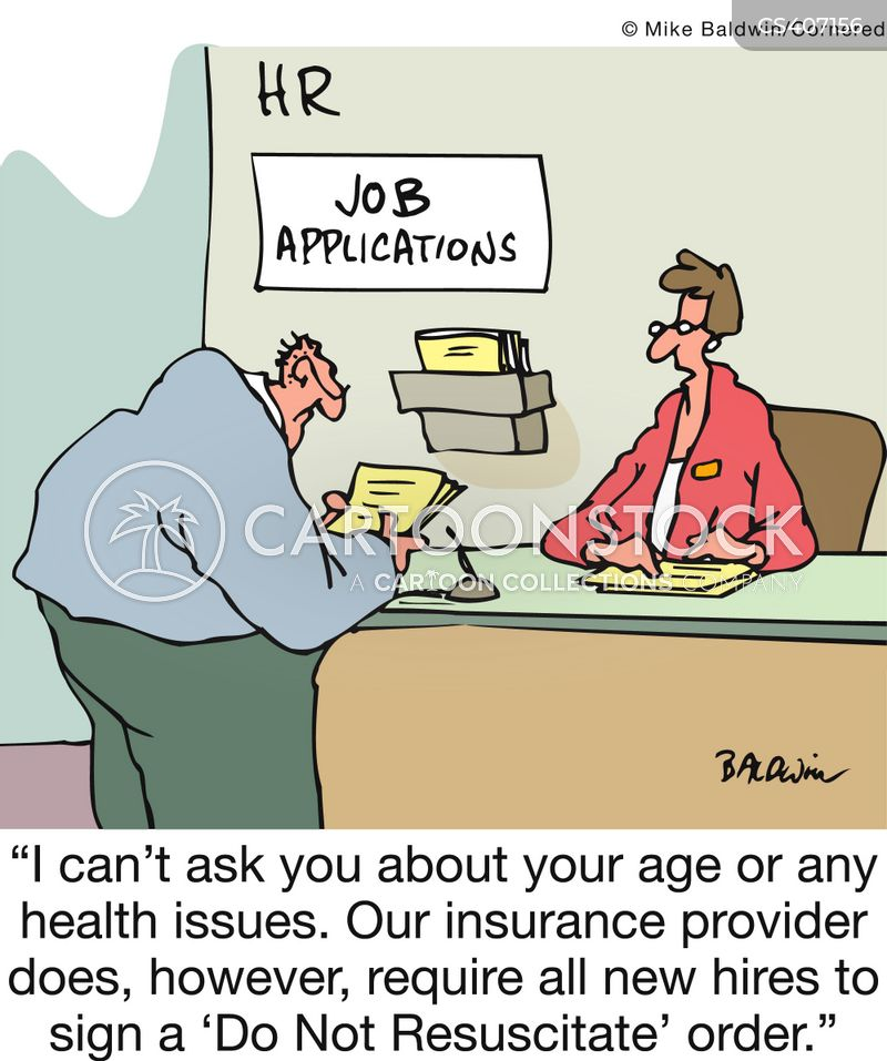 Applying For A Job Cartoons And Comics Funny Pictures