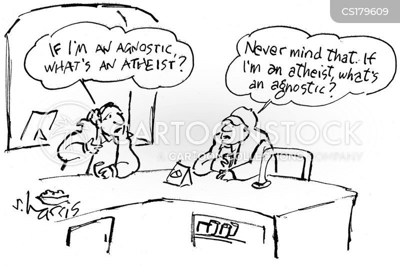 a religious ranting about agnostics and atheists How is atheism different from agnosticism is atheism a religion what is the difference between atheist and agnostic all they did was 'go off on a rant.