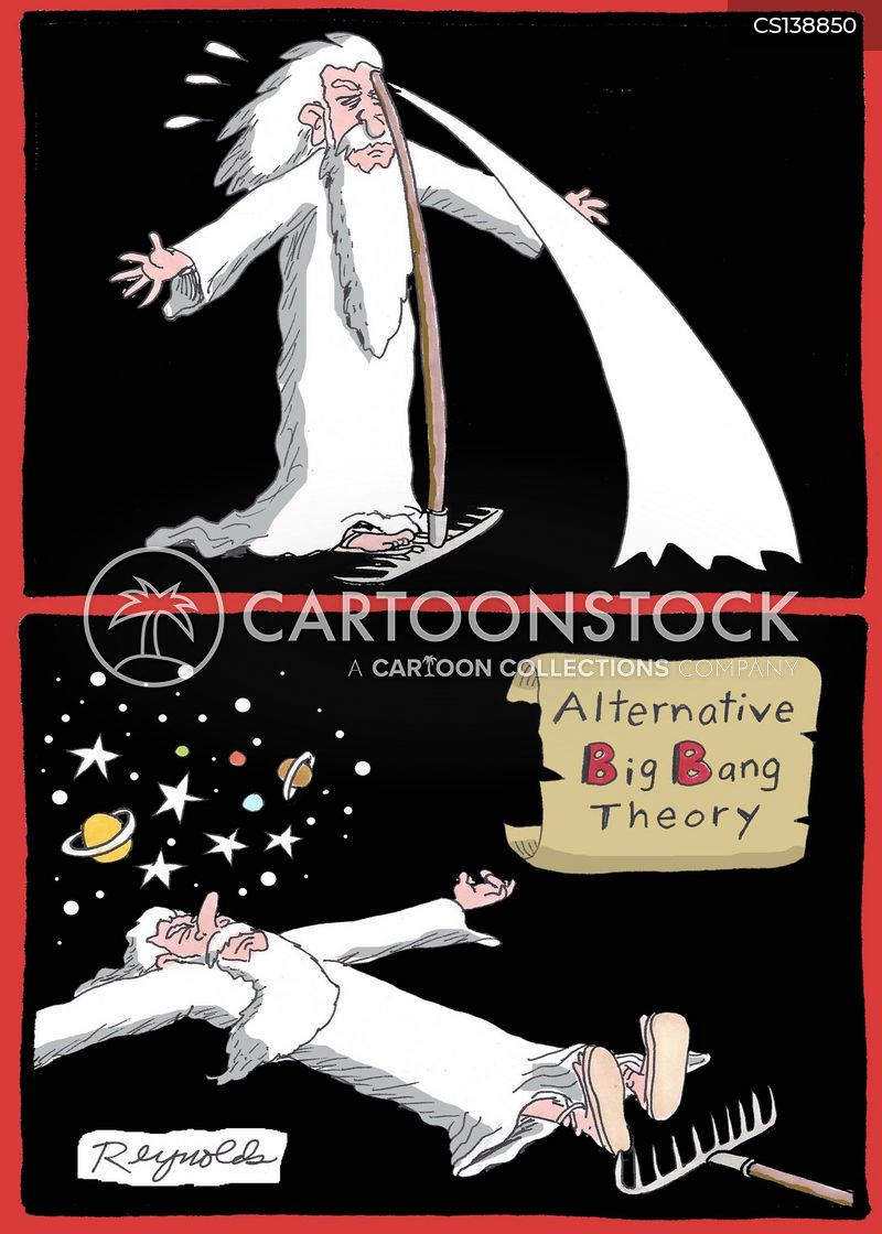 big bang theory vs creationism Between the announcement this week that scientists have detected primordial gravitation waves and fox's reboot of carl sagan's groundbreaking series, cosmos, the big bang theory is enjoying its biggest moment since it banged the observable universe into existence 138 billion years ago while the.