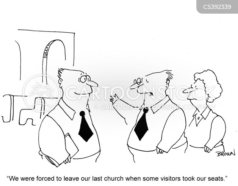 Lovely Church Cartoons Free #1: Religion-christian-christianity-churches-vicars-ministers-jbwn296_low.jpg