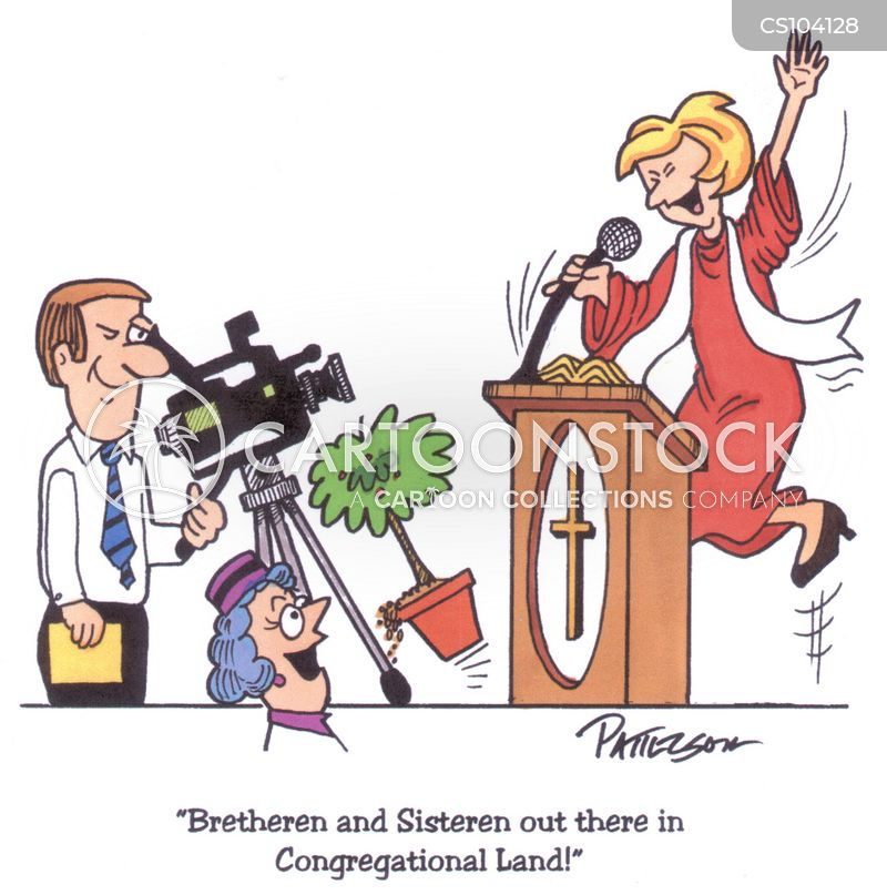 Female Preachers Cartoons and Comics - funny pictures from ...