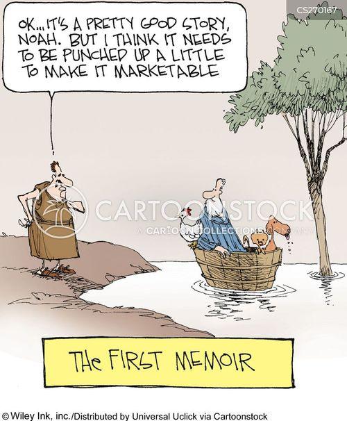 Far Side Comic Flood