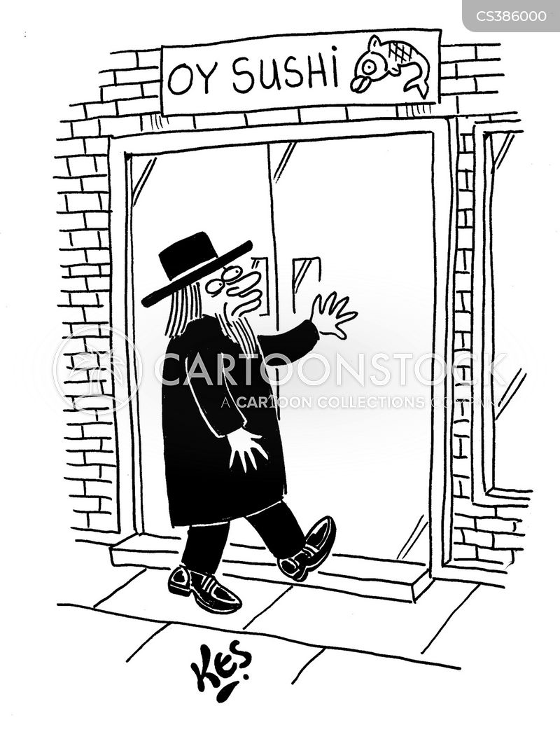 Yiddish cartoons and comics funny pictures from cartoonstock for Cuisine yiddish