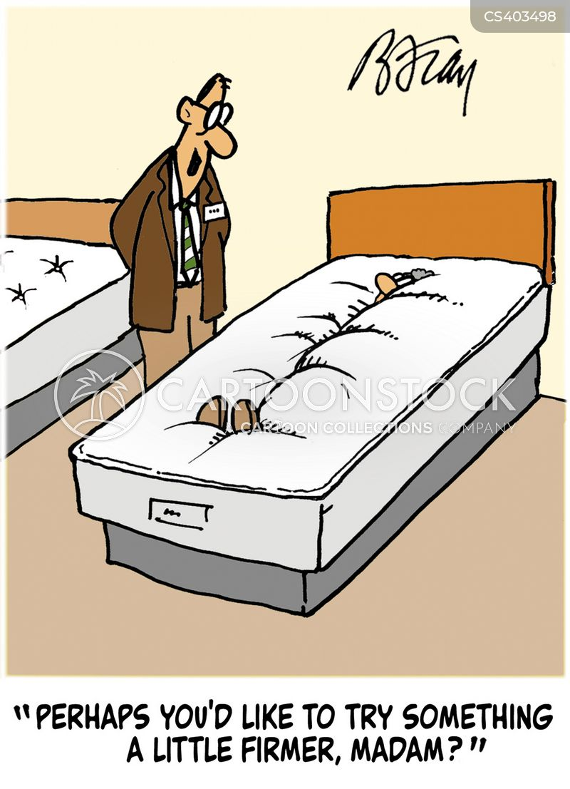 Firm Mattress Cartoons And Comics Funny Pictures From