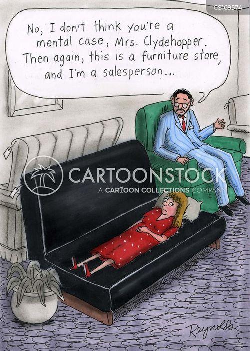 mental case cartoons and comics