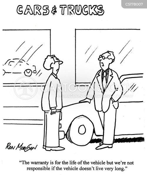 car buyer cartoons and comics