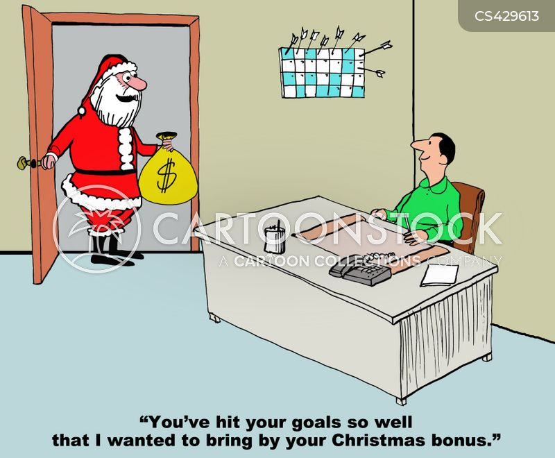 Sales Goals Cartoons and Comics - funny pictures from ...