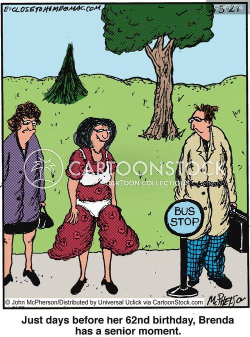 Dating an older man jokes cartoon