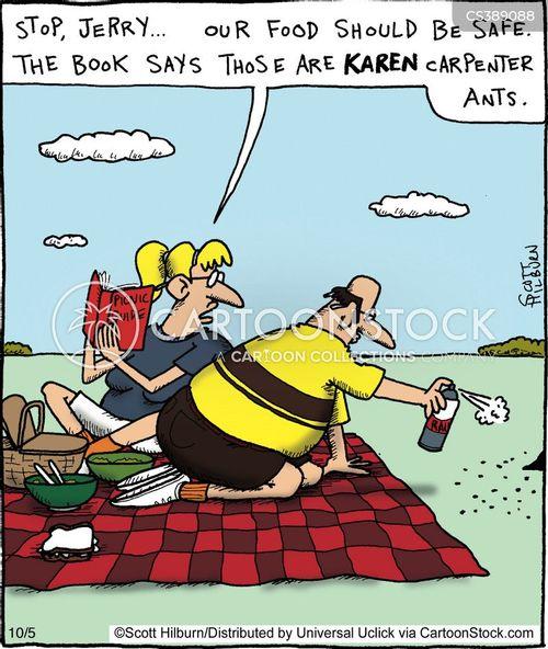 Tags picnic