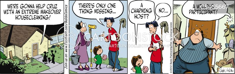 House Cleaning Cartoons And Comics Funny Pictures From