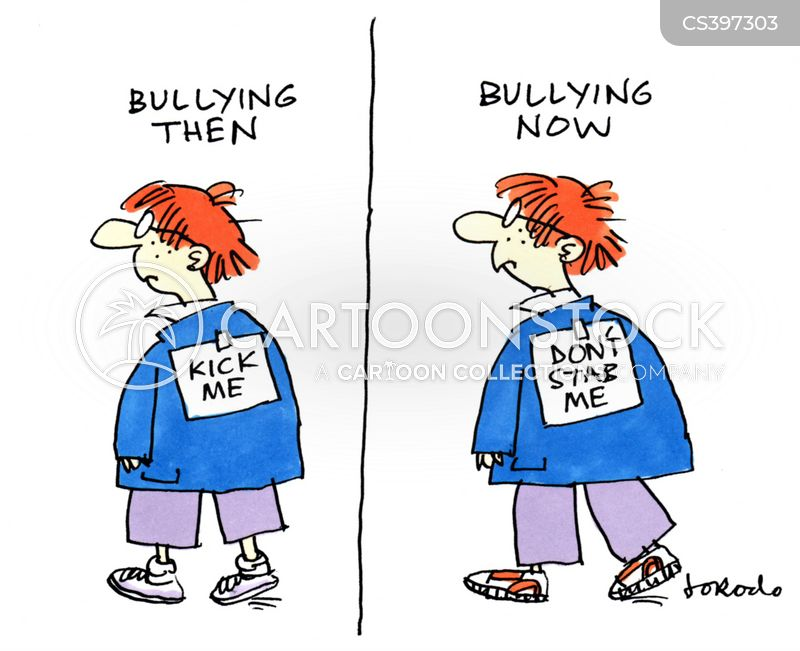 Bully Why do teens